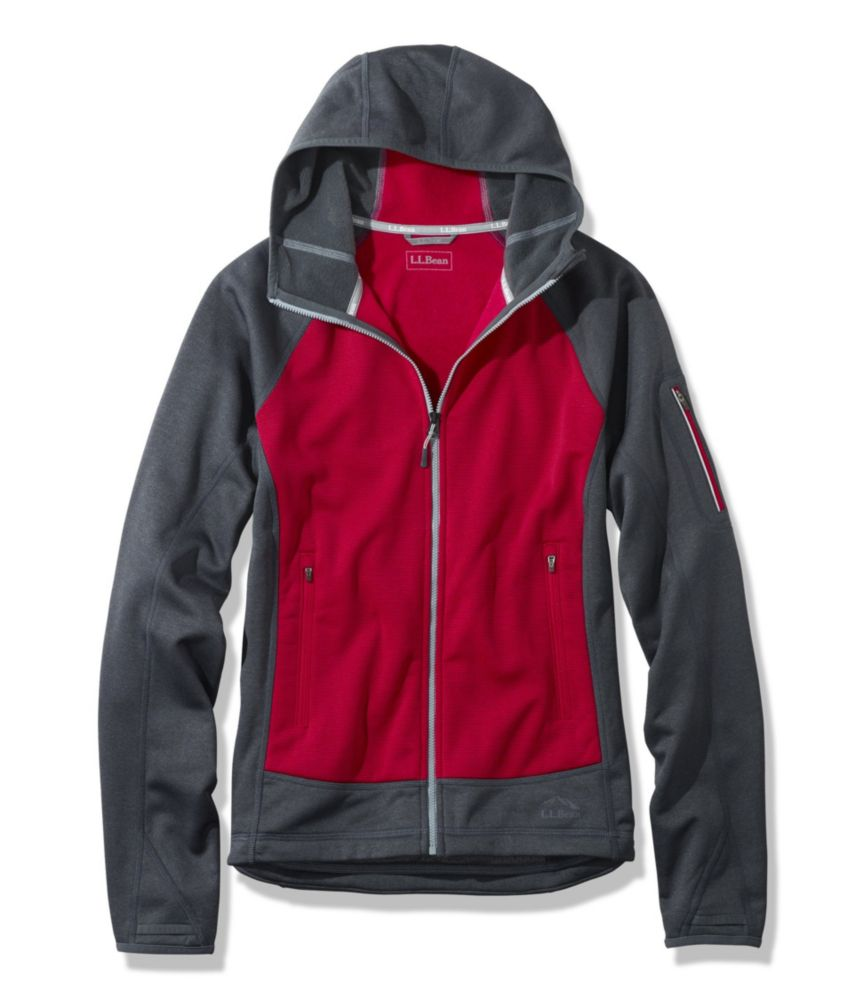 photo: L.L.Bean Polartec Power Sport Hoodie