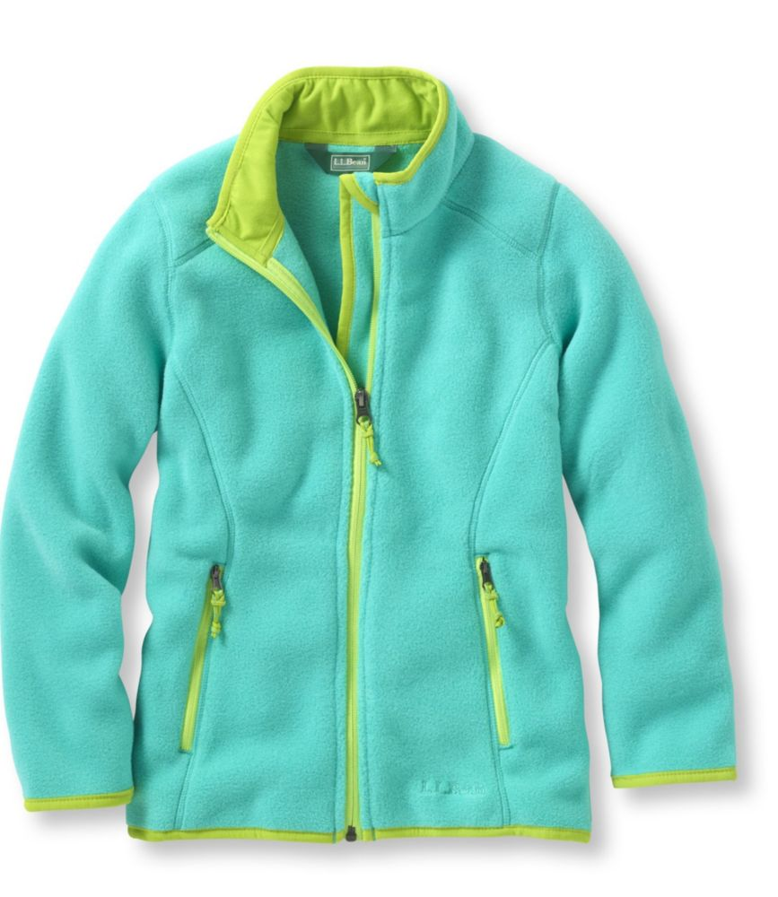 photo: L.L.Bean Kids' Trail Model Fleece Jacket