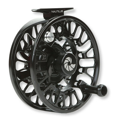 Nautilus NV Fly Reel G-7/8 Weight Left-Hand