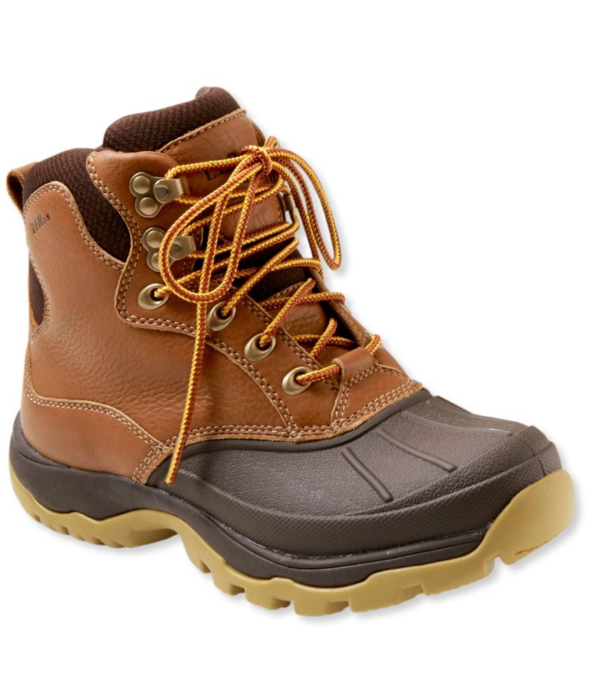 photo: L.L.Bean Women's Storm Chasers, Lace-Up