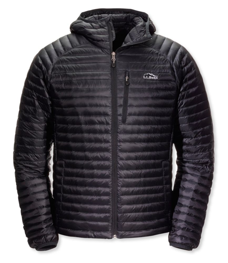 photo: L.L.Bean Men's Ultralight 850 Down Sweater, Hooded