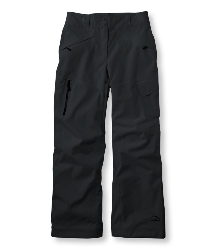 photo: L.L.Bean Women's Carrabassett Ski Pants