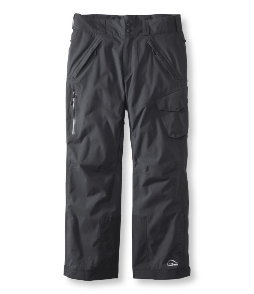 photo: L.L.Bean Men's Carrabassett Ski Pants