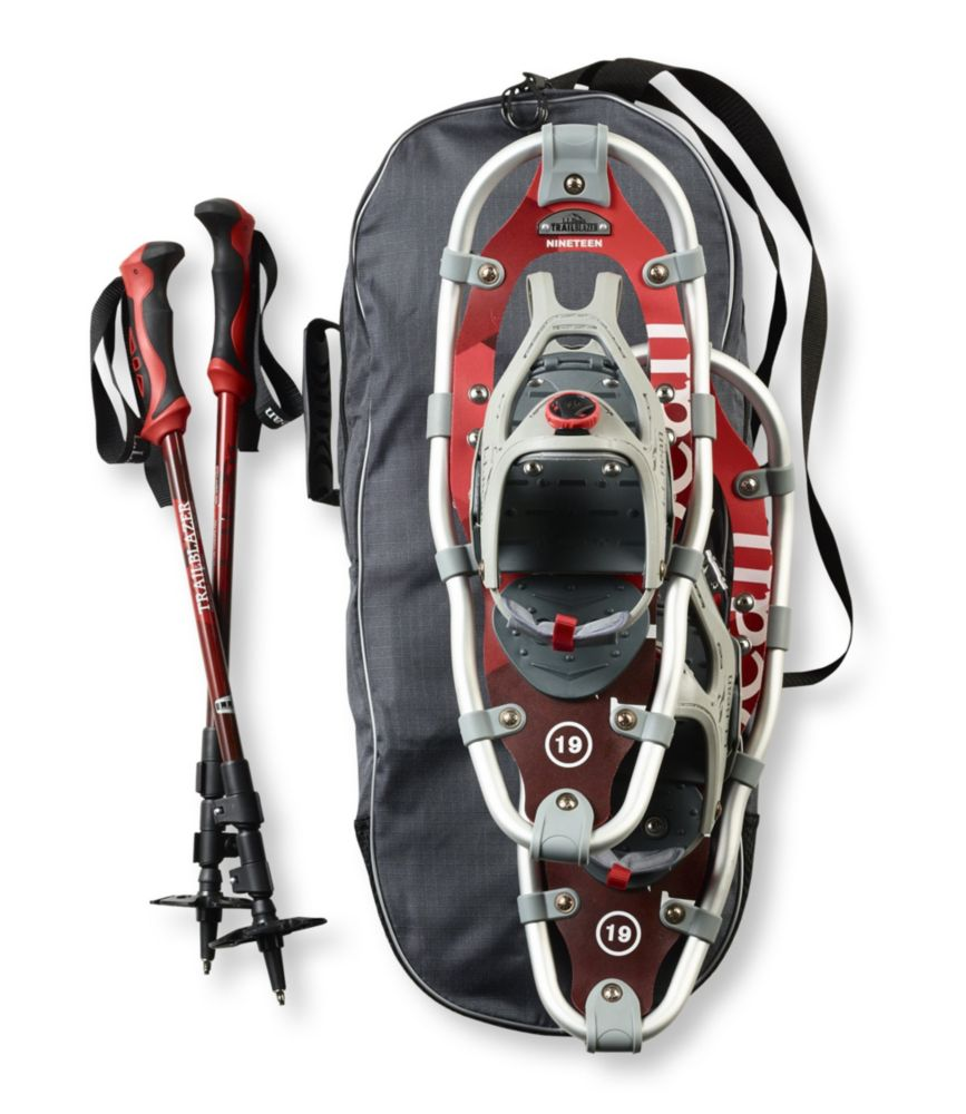photo: L.L.Bean Kids' Trailblazer Snowshoe