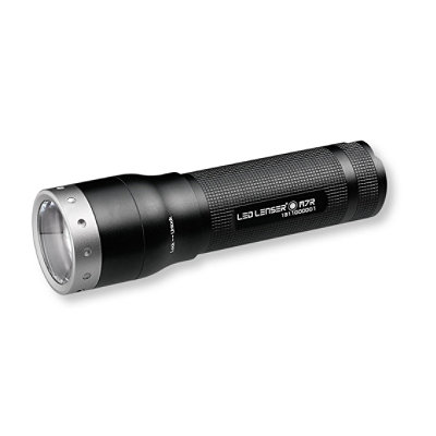 M7R LED Lenser� Rechargeable Flashlight, 400 Lumens