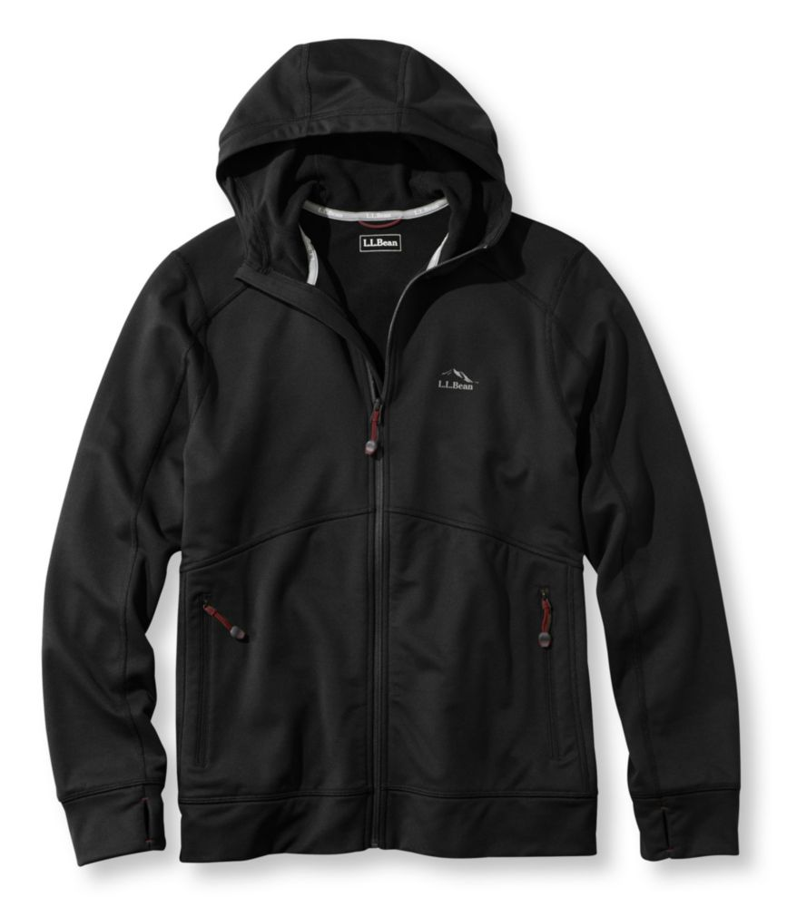 photo: L.L.Bean Men's Polartec Power Stretch Hoodie