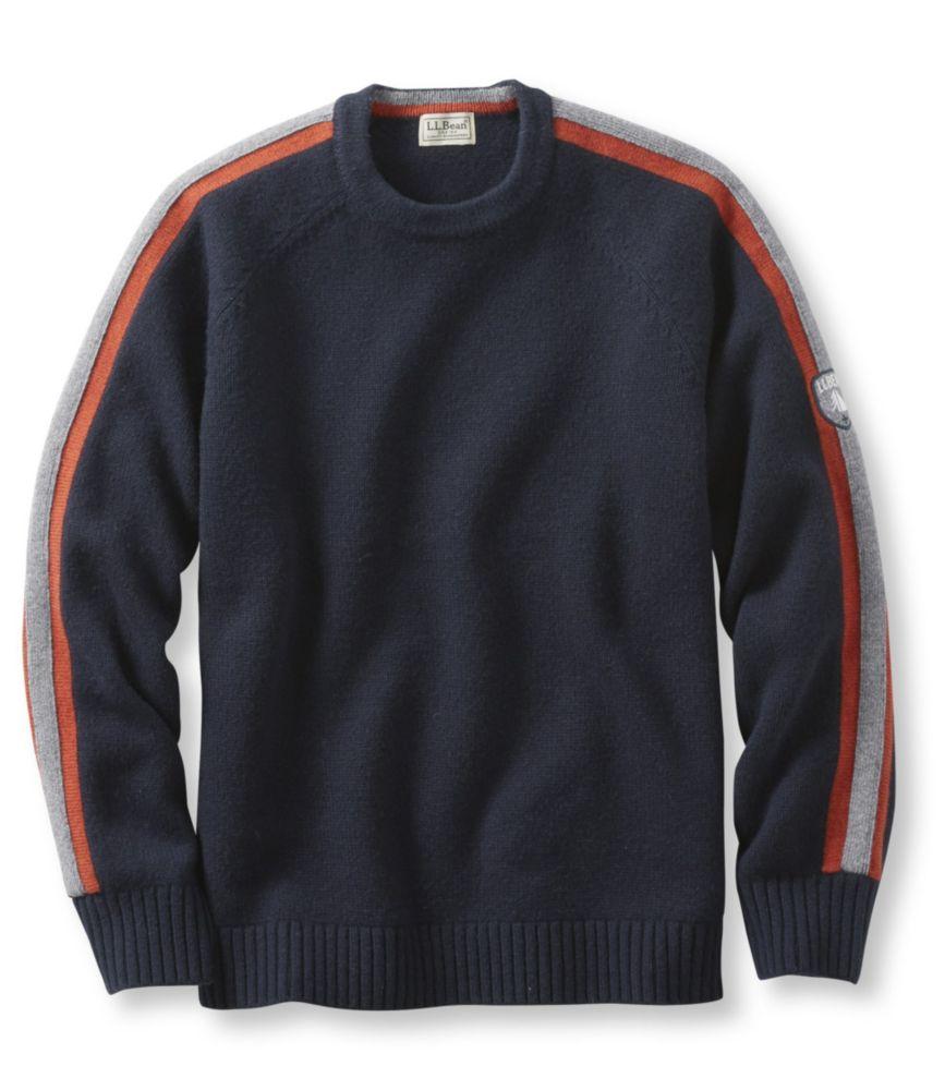 L.L.Bean Gondola Line Ski Sweater