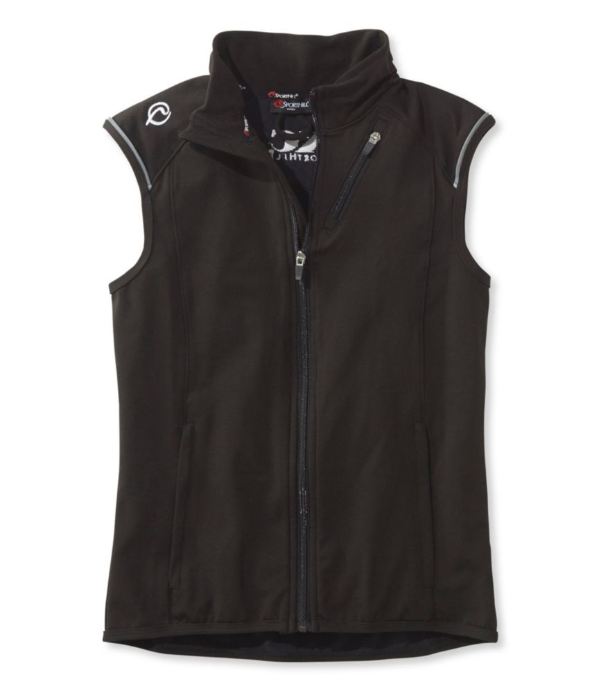 photo of a SportHill wind shell vest