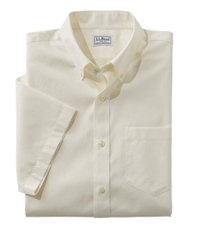 Wrinkle-Free Poplin Shirt, Short-Sleeve