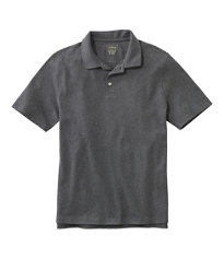 Interlock-Knit Polo