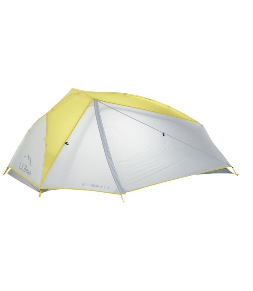 photo: L.L.Bean Microlight Ul 1-Person Backpacking Tent