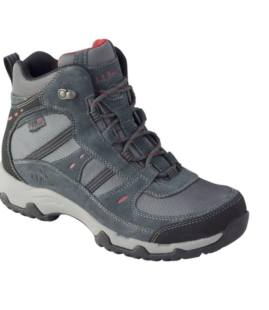 L.L.Bean Trail Model 4 Waterproof Hiking Boots