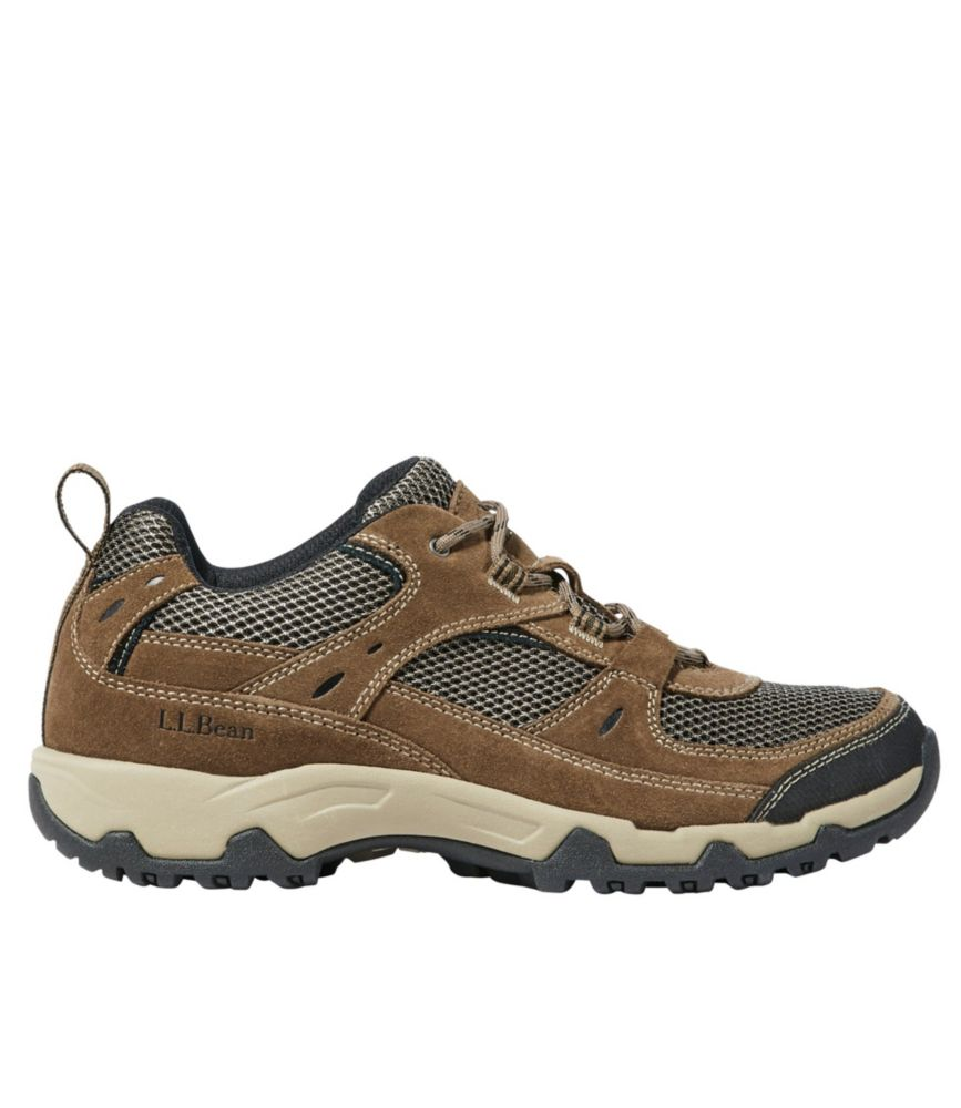 photo: L.L.Bean Men's Trail Model 4 Ventilated Hiking Shoes
