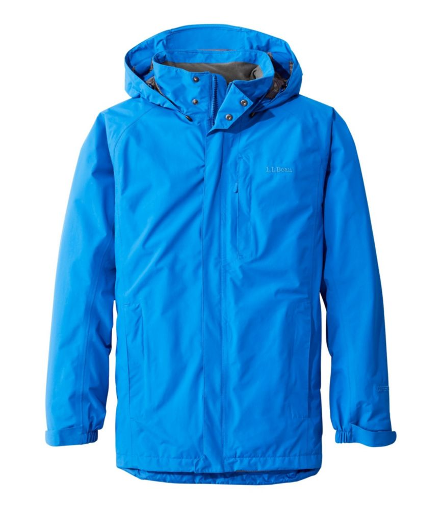 photo: L.L.Bean Men's Stowaway Jacket With Gore-Tex waterproof jacket