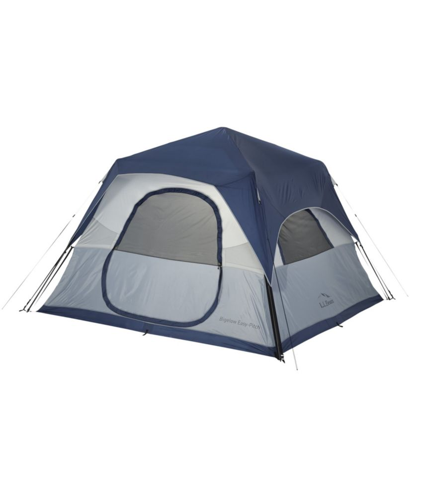 L.L.Bean Bigelow Easy-Pitch 6-Person Folding Tent