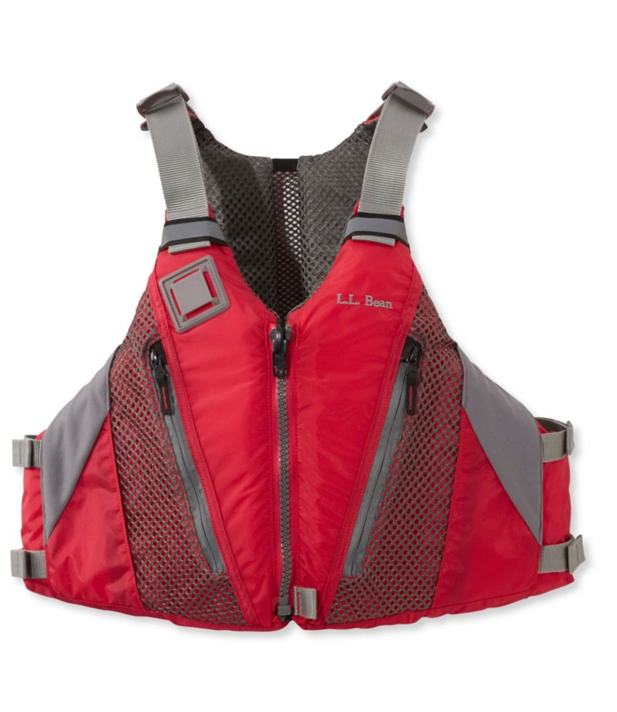 photo: L.L.Bean Women's Comfort Back PFD