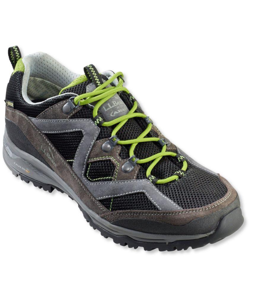 L.L.Bean Rugged Ridge Gore-Tex Hiking Shoes