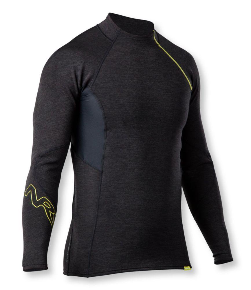 photo: NRS Men's HydroSkin 0.5 Shirt - L/S