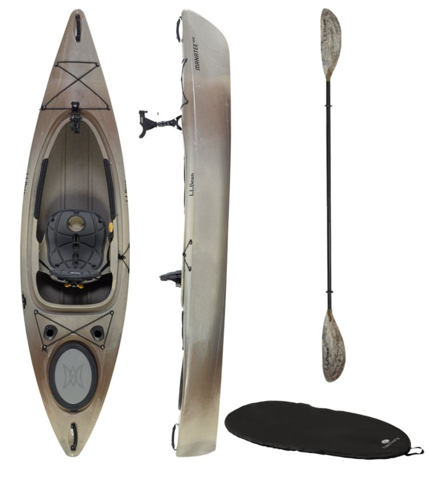photo: L.L.Bean Manatee 10 Angler Fishing Kayak