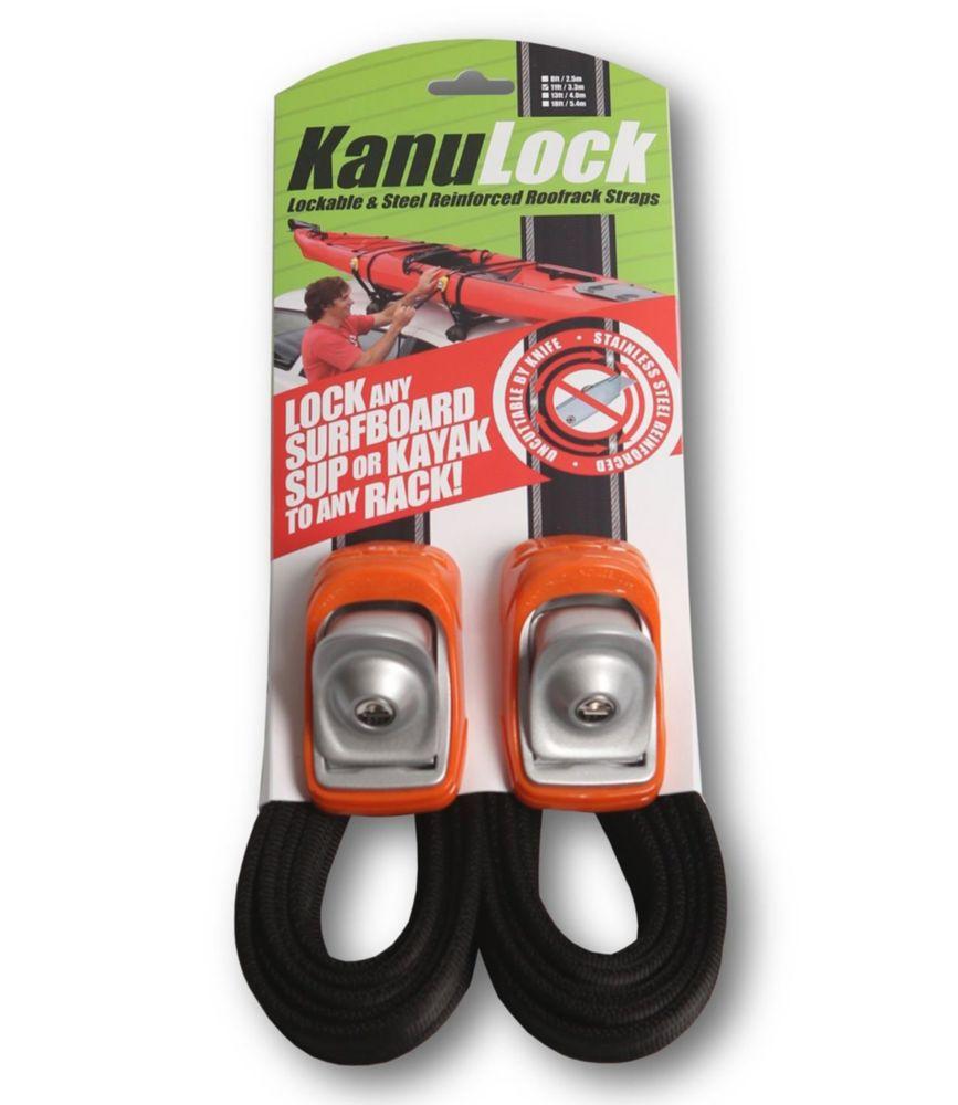 KanuLock Lockable Tiedowns