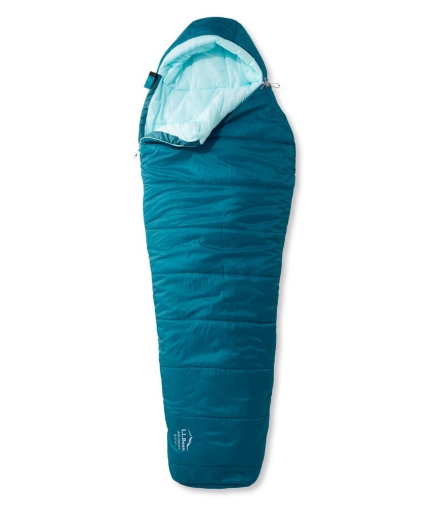 photo: L.L.Bean Women's Adventure Sleeping Bag, Mummy 25