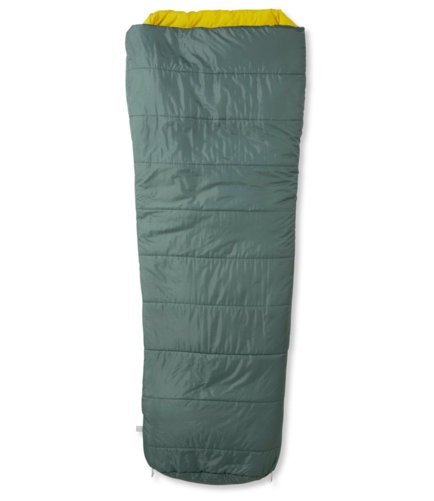 L.L.Bean Adventure Sleeping Bag, Rectangular 30