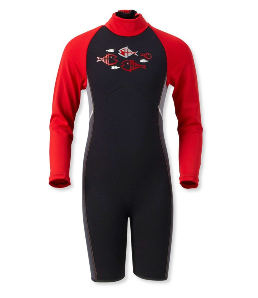 photo: L.L.Bean Superstretch Titanium Wet Suit