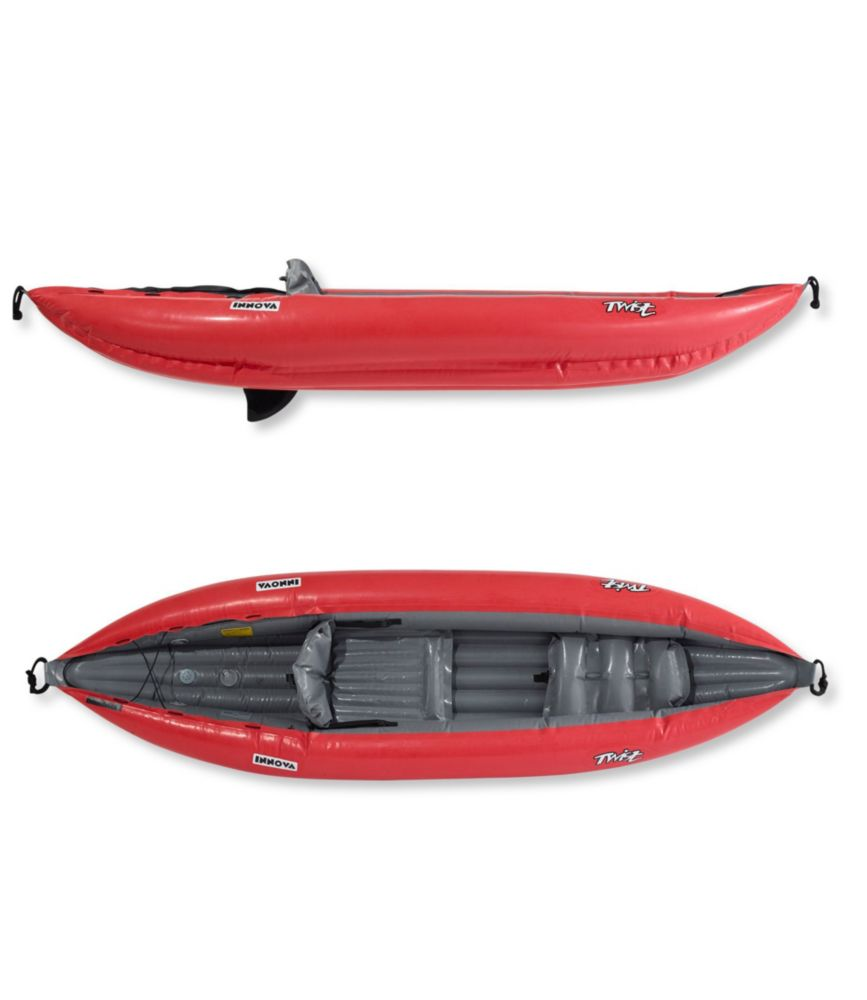 photo: Innova Kayaks Twist inflatable kayak