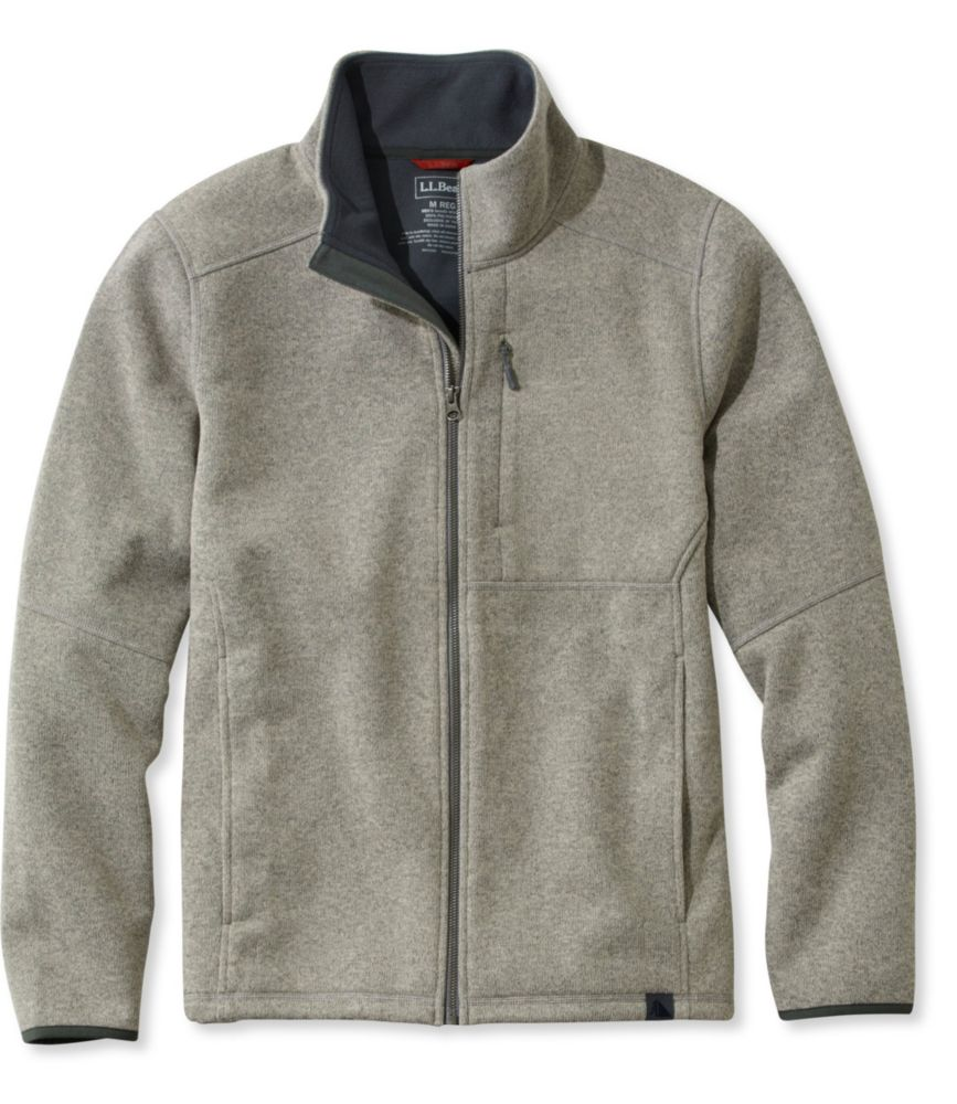 photo: L.L.Bean Men's Windproof Sweater Fleece