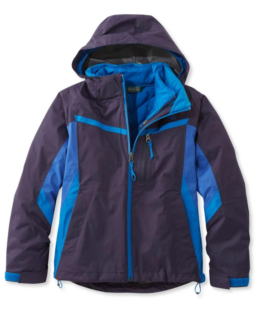 photo: L.L.Bean Peak 3-in-1