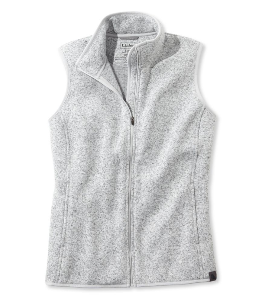 photo: L.L.Bean Women's Sweater Fleece Vest