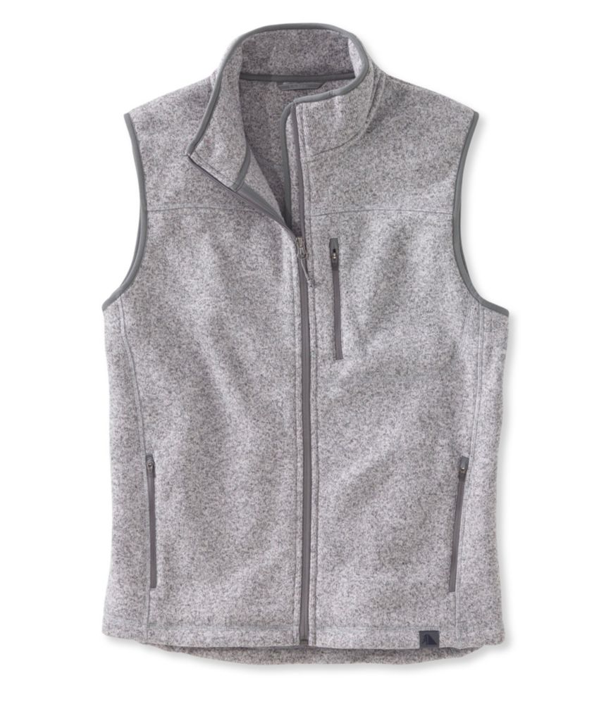 photo: L.L.Bean Men's Sweater Fleece Vest