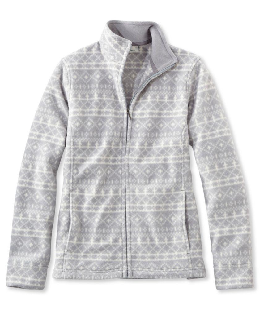 photo: L.L.Bean Comfort Fleece, Full-Zip