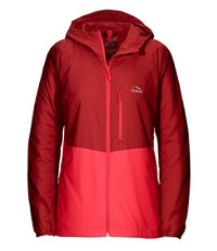 Katabatic Wind Jacket, Hooded Colorblock