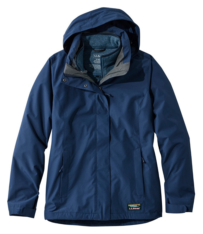 Shop Sweater Fleece 3 In 1 Jacket At Llbean For Business