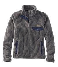 Hi-Pile Fleece Jacket, Pullover