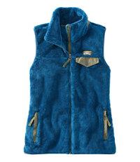 Women's Hi-Pile Fleece Vest