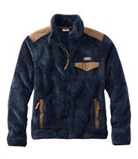 Hi-Pile Fleece Jacket, Full Zip