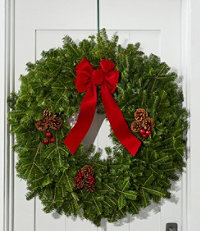 Traditional Balsam Wreath 30