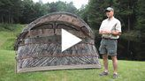 Duck House Waterfowl Blind (2:13)