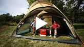 King Pine Dome Tent HD (01:25)