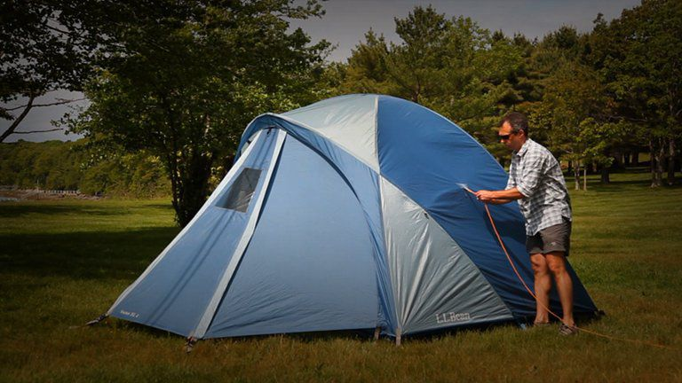 Videos From L L Bean How To Set Up Your Vector Xl Dome Tent