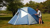 How to Set Up Your Vector XL Dome Tent (02:44)