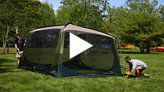 How to Setup Your King Pine Dome Tent from L.L.Bean