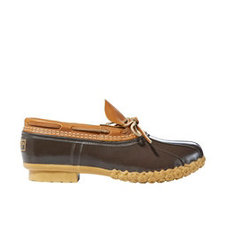 Bean Boots Rubber Moc TA29408: Tan / Brown